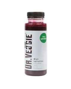 Dr.Veggie groentesap - spirulina biet