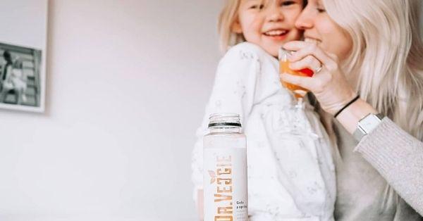 Groentesappen voor kinderen