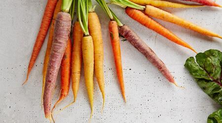 De 5 voordelen van wortelen