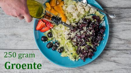 De 7 redenen waarom je dagelijks 250 gram groente nodig hebt