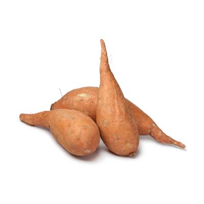 Zoete aardappel ingredient van sap