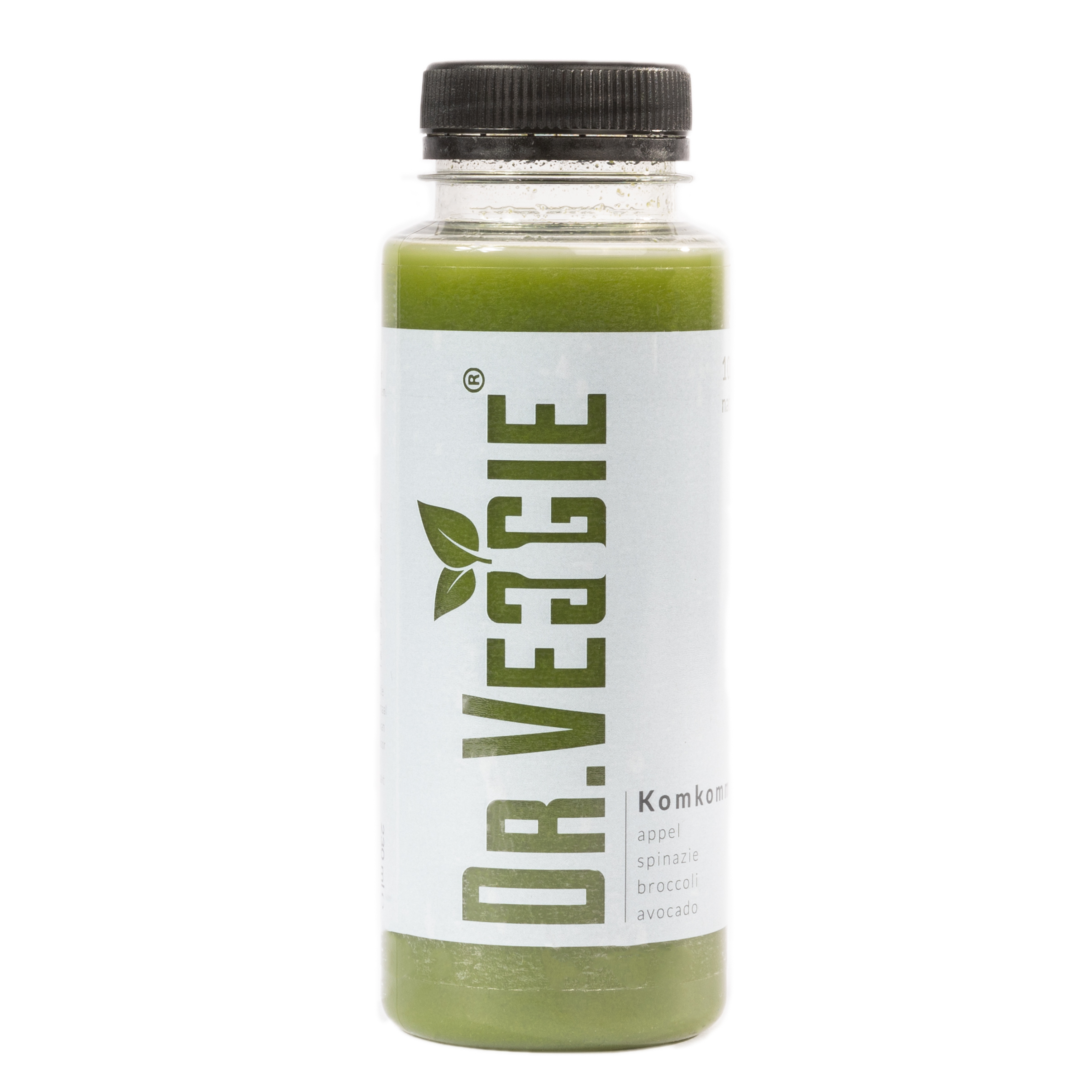 Groentesap komkommer ingredient Dr Veggie